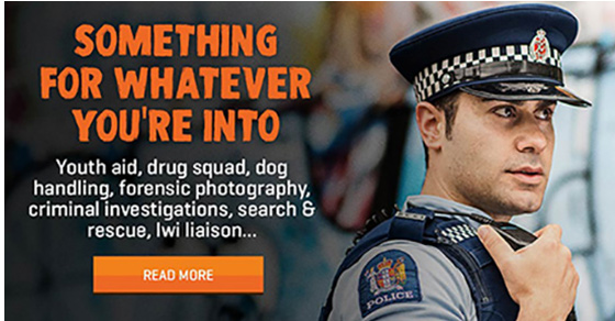Health and Fitness | New Cops | New Zealand Police Recruiting