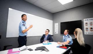training and leadership