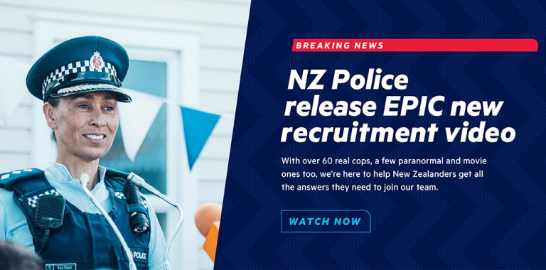 Nz police dating site