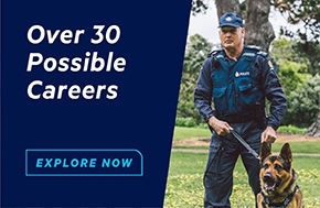 Choose from over 30 different careers