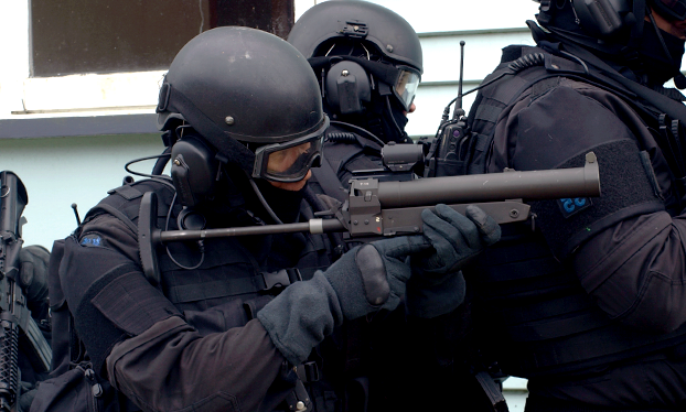 New Cops - Armed Offenders Squad