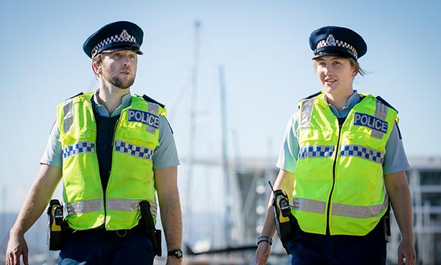 New Cops - General Duties