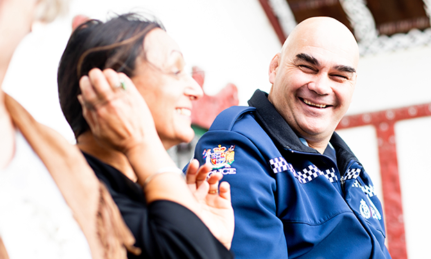 New Cops - Iwi Liaison Officer