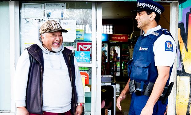 New Cops - Neighbourhood Policing Team