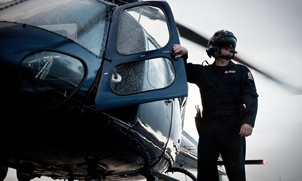 New Cops - Air Observation Support