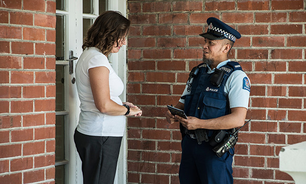 New Cops - Family Violence Team
