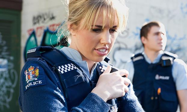 New Cops - Leadership
